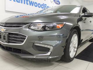 Used 2016 Chevrolet Malibu 1LT- back up cam, power drivers seat, and push start/stop! for sale in Edmonton, AB