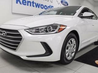 Used 2017 Hyundai Elantra LE with heated seats and only 28KM!!! for sale in Edmonton, AB