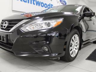 Used 2016 Nissan Altima 2.5- power seats, push start/stop, back up cam for sale in Edmonton, AB