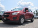 Used 2014 Chevrolet Trax LS / ONE OWNER / ACCIDENT FREE for sale in Newmarket, ON