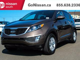 Used 2013 Kia Sportage ALLOY RIMS, AIR, BLUETOOTH!! for sale in Edmonton, AB
