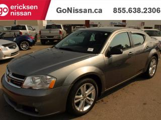 Used 2013 Dodge Avenger SXT, Power Group, Alloy Wheels, Blue Tooth, heated seats for sale in Edmonton, AB