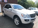 Used 2007 Mercedes-Benz ML 320 CDI/DIESEL/ONE OWNER/NO ACCIDENT/SAFETY/WARRANTY for sale in Cambridge, ON