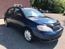 Used 2007 Toyota Corolla NO ACCIDENT - SAFETY & WARRANTY INCLUDED for sale in Cambridge, ON