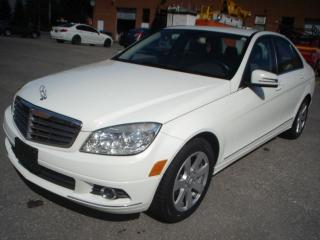 Used 2010 Mercedes-Benz C250 4 MATIC,AUTO for sale in Mississauga, ON