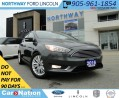Used 2016 Ford Focus Titanium | NAV | SUNROOF | REAR CAM | for sale in Brantford, ON