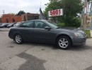 Used 2005 Nissan Altima AUTO,185KM,SAFETY+3YEARS WARRANTY INCLUDED for sale in North York, ON