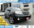 Used 2013 Honda Pilot EX-L 4WD | 3RD ROW | REAR CAM | SUNROOF | for sale in Brantford, ON