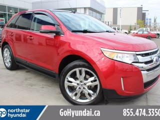 Used 2012 Ford Edge Limited LEATHER POWERLIFT GATE SUNROOF for sale in Edmonton, AB