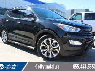 Used 2016 Hyundai Santa Fe Sport LIMITED NAV RUNNING BOARDS BULL BAR for sale in Edmonton, AB