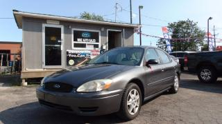 Used 2004 Ford Taurus LX Standard for sale in Brampton, ON