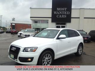 Used 2012 Audi Q5 3.2L Premium | NAVIGATION | B & O SOUND | for sale in Kitchener, ON