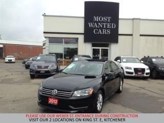 Used 2012 Volkswagen Passat 2.5L Man Trendline | BLUETOOTH for sale in Kitchener, ON