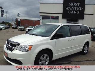 Used 2012 Dodge Grand Caravan SE | POWER SLIDING DOORS / TAILGATE for sale in Kitchener, ON