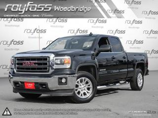 Used 2015 GMC Sierra 1500 SLE. BACKUP CAM.NAVIGATION. WELL KEPT for sale in Woodbridge, ON