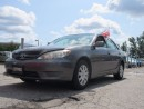 Used 2005 Toyota Camry LE / ACCIDENT FREE / HIGHWAY MILEAGE for sale in Newmarket, ON