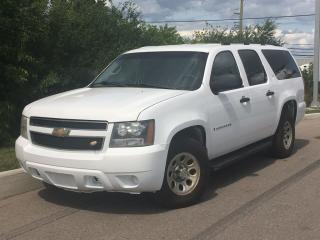 Used 2009 Chevrolet Suburban LS for sale in Brampton, ON