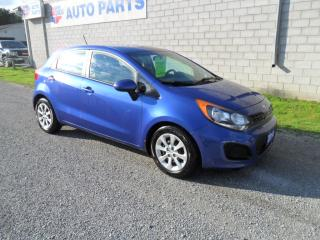 Used 2014 Kia Rio LX for sale in Beaverton, ON