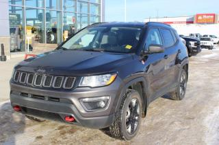 Used 2018 Jeep Compass Trailhawk 4dr 4WD Sport Utility for sale in Peace River, AB