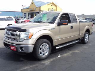 Used 2013 Ford F-150 XLT SuperCab 4X2 6ft Box 3.5L for sale in Brantford, ON