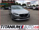 Used 2014 Mazda MAZDA3 GS-SKY+GPS+Camera+BlueTooth+Traction & Cruise Cont for sale in London, ON