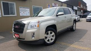 Used 2015 GMC Terrain SLE-BACK UP CAMERA-OFF LEASE-FACTORY WARRANTY for sale in Tilbury, ON