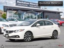 Used 2013 Honda Civic TOURING PKG - NAV|CAMERA|ROOF|PHONE|WARRANTY for sale in Scarborough, ON