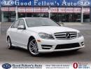 Used 2013 Mercedes-Benz C-Class C300 | 4MATIC, SUNROOF, LEATHER, SPORT PKG for sale in North York, ON