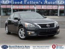 Used 2013 Nissan Altima SL MODEL, SUNROOF, LEATHER, CAMERA, 4CYL, 2.5L for sale in North York, ON
