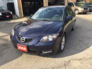 Used 2009 Mazda MAZDA3 GX NO ACCIDENT for sale in Scarborough, ON