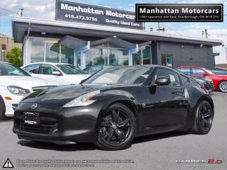 Used 2011 Nissan 370Z COUPE |6 SPEED|BLUETOOTH|NOACCIDENT|NEW TIRES for sale in Scarborough, ON