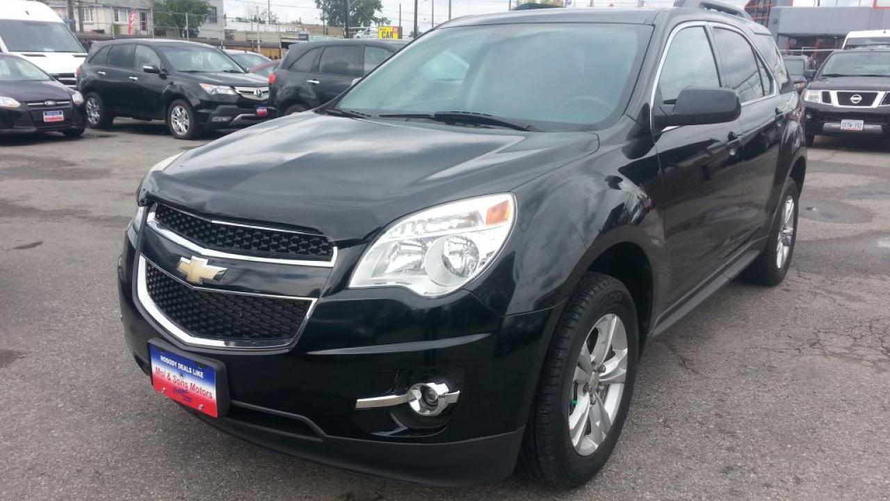 Photo of Black 2011 Chevrolet Equinox