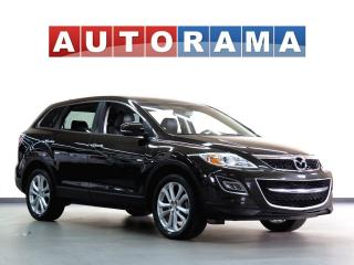 Used 2012 Mazda CX-9 GT NAVI BACKUP CAM LEATHER SUNROOF 7 PASS AWD for sale in North York, ON