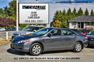 Used 2007 Toyota Camry LE, 2.4L 4-Cylinder, Local Car, for sale in Surrey, BC