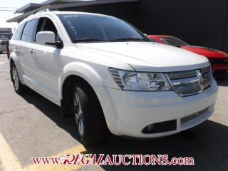 Used 2009 Dodge JOURNEY R/T 4D UTILITY AWD for sale in Calgary, AB