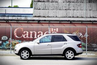 Used 2008 Mercedes-Benz ML-Class ML550 4MATIC for sale in Burnaby, BC
