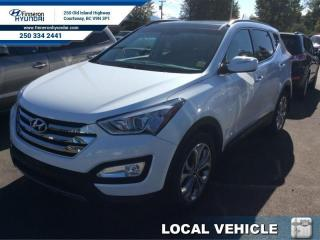 Used 2015 Hyundai Santa Fe Sport 2.0T SE  - one owner - local - trade-in for sale in Courtenay, BC