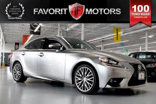 Used 2014 Lexus IS 250 AWD LUXURY PKG | BSM | NAV | BACK-UP CAMERA for sale in North York, ON