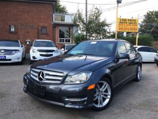 Used 2013 Mercedes-Benz C-Class 300,AWD*AllPwrOpti*HtdSeats&MBWarranty* for sale in York, ON