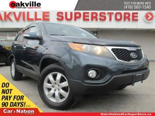 Used 2011 Kia Sorento LX | BLUETOOTH | HEATED SEATS | BACKUP SENSOR for sale in Oakville, ON