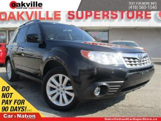 Used 2011 Subaru Forester 2.5 X Touring Pack | SUNROOF | BLUETOOTH | for sale in Oakville, ON