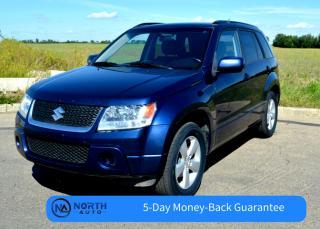 Used 2011 Suzuki Grand Vitara JX for sale in Stony Plain, AB