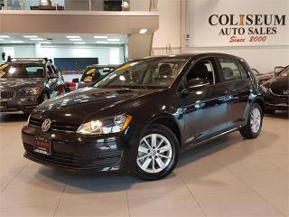Used 2016 Volkswagen Golf 1.8 TSI-AUTO-REAR CAM-BLUETOOTH-ONLY 48KM for sale in York, ON