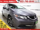 Used 2014 Honda Civic EX  TOUCH SCREEN  SUNROOF  PUSH START  for sale in Burlington, ON