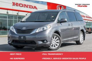 Used 2014 Toyota Sienna XLE 7 Passenger | Automatic for sale in Whitby, ON