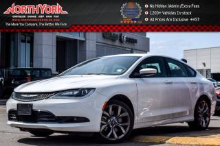 Used 2016 Chrysler 200 S|Pano_Sunroof|Alpine Audio|Backup_Cam|Heat Frnt.Seats|18