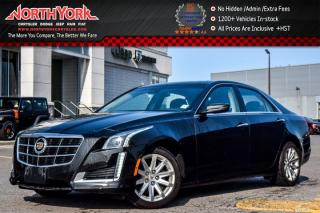 Used 2014 Cadillac CTS Sedan Luxury |Sunroof|Bose|Leather|Heat&VntdSeats|R-Start|BackUpCam| for sale in Thornhill, ON