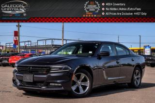 Used 2016 Dodge Charger SXT|CleanCarproof|V6|SunRoof|Nav|Bluetooth|18