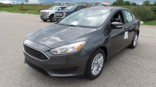 New 2017 Ford Focus SE, Winter Pkg, Auto, Alloys, Sync for sale in Stratford, ON