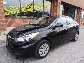 Used 2016 Hyundai Accent GL ActiveEco, Bluetooth for sale in Woodbridge, ON